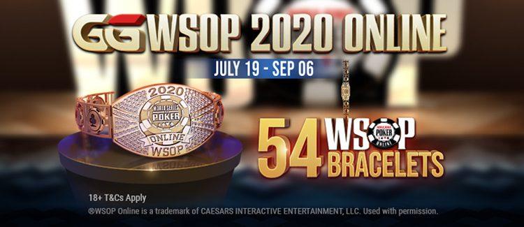 WSOP 2020 ONLINE